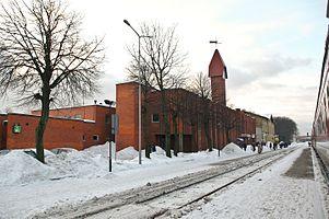 Klaipėda railway station