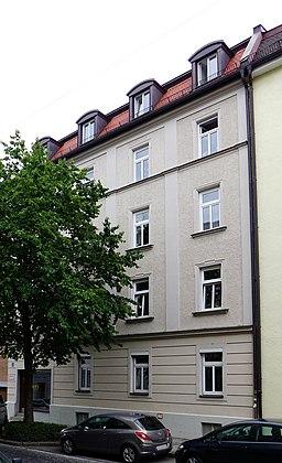 Klarastraße in München