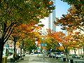 Kobe Harbor Land Gaslight street.jpg