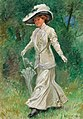Koch–Off to the Flower Parade in the Prater, 1910.jpg