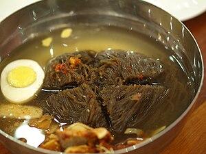 Korean cuisine-Naengmyeon-02
