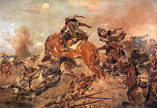 Charge of Rokitna