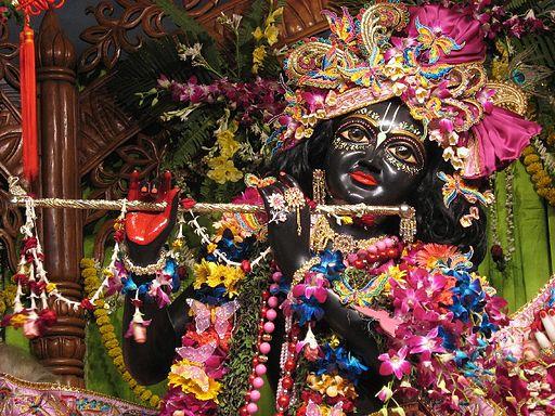 Krishna ISKCON Mayapur 2008