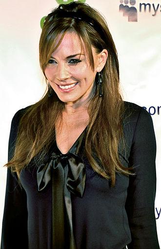 Krista Allen - Allen at the Oxfam America/MySpace's Rock for Darfur event, October 2006.