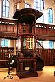 Kristkirken Copenhagen pulpit.jpg