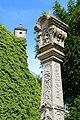 Kronach - Bildstock Bastion St. Kunigunde - 2014-07.jpg