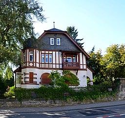 Hartmuthstraße in Kronberg im Taunus