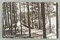 Kuikonniemi, Vanhan ja uuden harjutien risteys, Palovartijan mäki, Mustalahti, Huosiaissaari, Th. Sunell 1930s PK0360.jpg