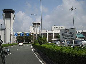 Mashiki, Kumamoto - Kumamoto Airport is located in the town.