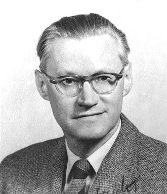 Kurt Otto Friedrichs - Image: Kurt Friedrichs abt 1950 O