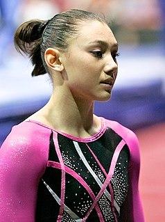 Kyla Ross American artistic gymnast