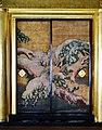 Kyoto Nishi Hongan-ji Gründerhalle Innen Schiebetüren 4.jpg