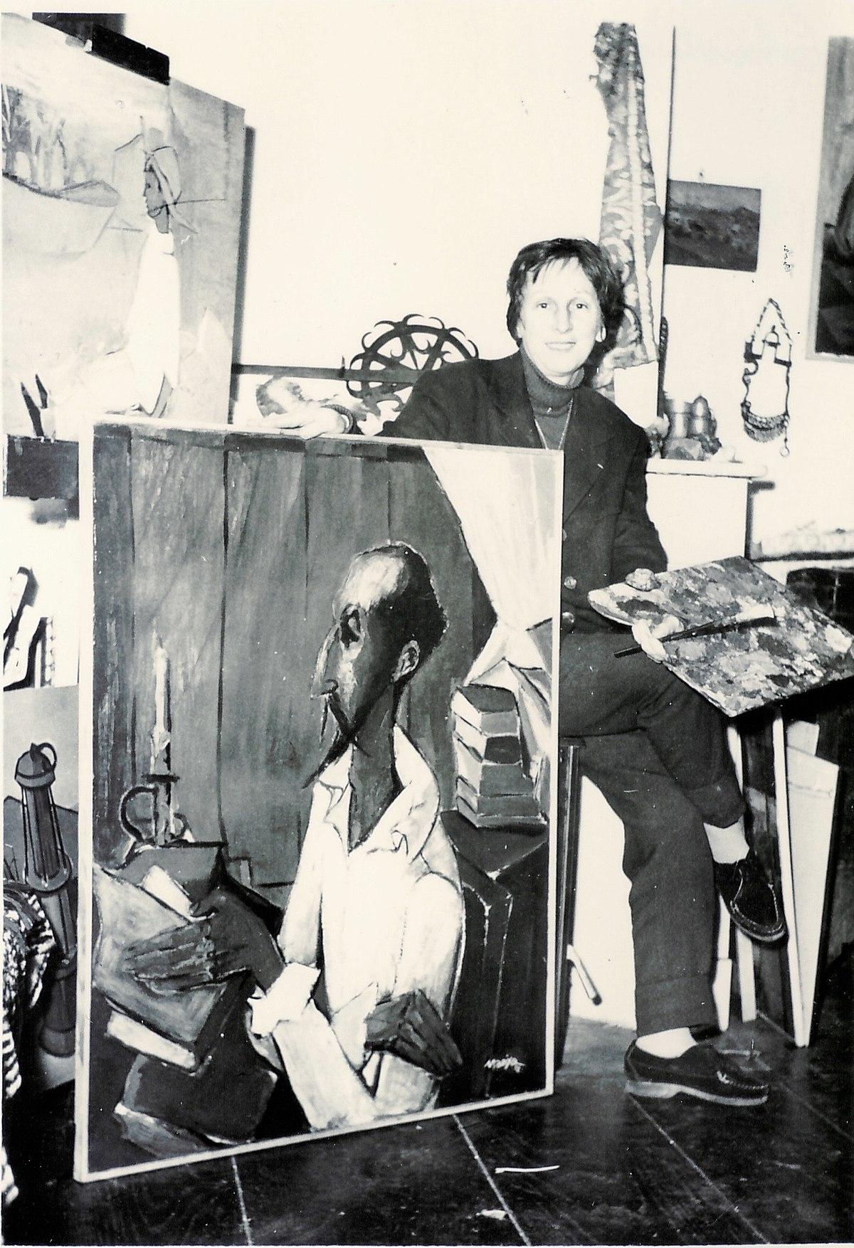 Marixa wikip dia - Atelier artiste peintre ...