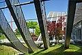 L'entrée du Centre Paul Klee (Berne, Suisse) (28711509647).jpg