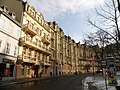 Lázeňské domy Florencie, Dukla, Kyjev.jpg