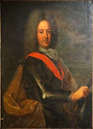 Leopold, Duke of Lorraine - Image: Léopold duc de Bar et de Lorraine 00206