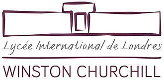 Lycée International de Londres Winston Churchill - Image: LIL Logo purple RGB web