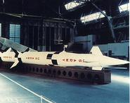 LIM-49A Spartan missile