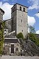 La Couvertoirade-Four et Église saint Christol-20130524.jpg
