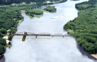 La Crosse Rail Bridge