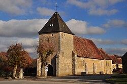 La Pérouille (Indre) - Eglise.JPG