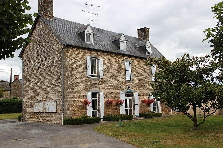 Mairie de La Pellerine.