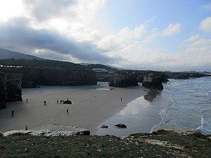 La Playa de las Catedrales.jpg