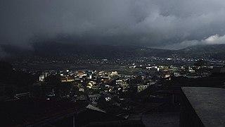 La Trinidad, Benguet Municipality in Cordillera Administrative Region, Philippines