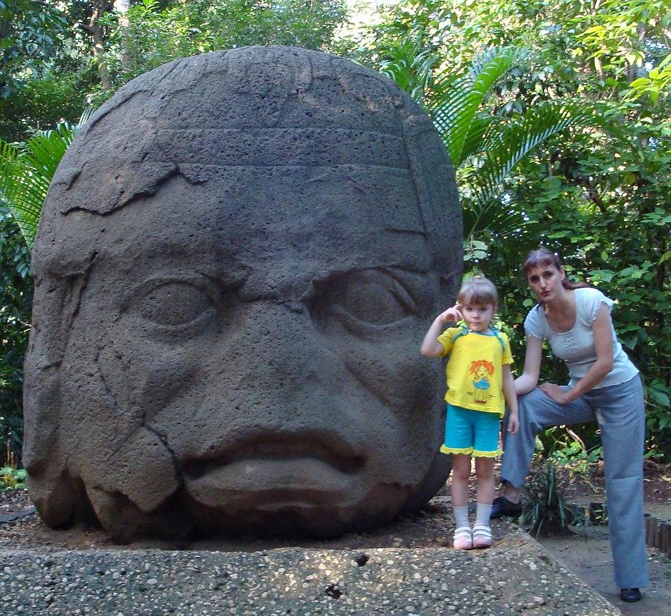 La Venta Monument 4