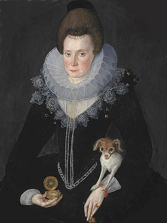 Lady Arbella Stuart - Lady Arbella in her later years