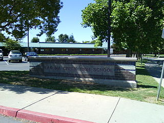 Laguna Creek High School