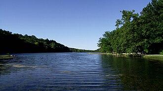 Rogers, Arkansas - Lake Atalanta