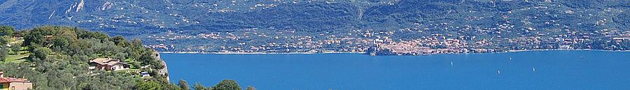 Panorama da Tremosine verso Malcesine