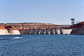 Lake Powell - Glen Canyon Dam - Close.jpg