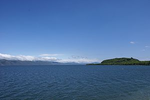 Lake Sevan Armenia.JPG