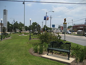 Lakeview, New Orleans - Harrison Avenue, Lakeview