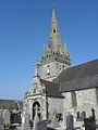 Lanhouarneau (29) Église 06.JPG