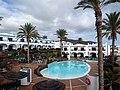 Lanzarote - Hotel Iberostar Papagayo - Appartements - panoramio.jpg