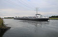Large boat on spui Holland.jpg
