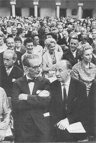 Hjalmar Mehr - Image: Larsson mehr 1963
