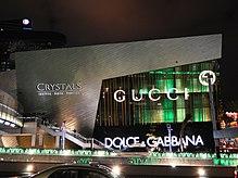 83fe0cc0b6bcf2 Gucci Store on the Las Vegas Strip in Las Vegas