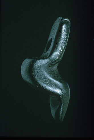 Neuchâtel - Venus of Monruz, dating to the end of the Magdalenian