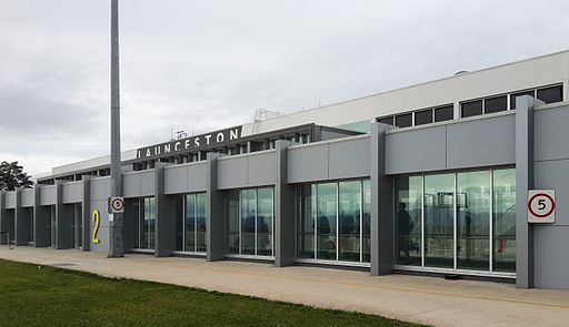 Launceston Airport Terminal