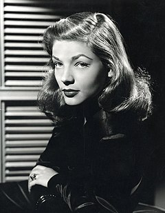 Lauren Bacall Lauren Bacall 1945 press photo.jpg