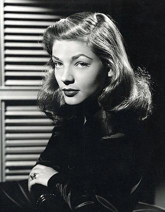 Lauren Bacall - Bacall in 1945
