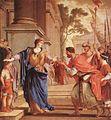 Laurent de La Hyre - Cornelia Refusses the Crown of the Ptolomai - WGA12315.jpg