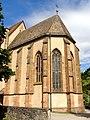 Lautenbach, Wallfahrtskirche Mariä Königin, Chorraum, Ansicht von Südosten 1.jpg