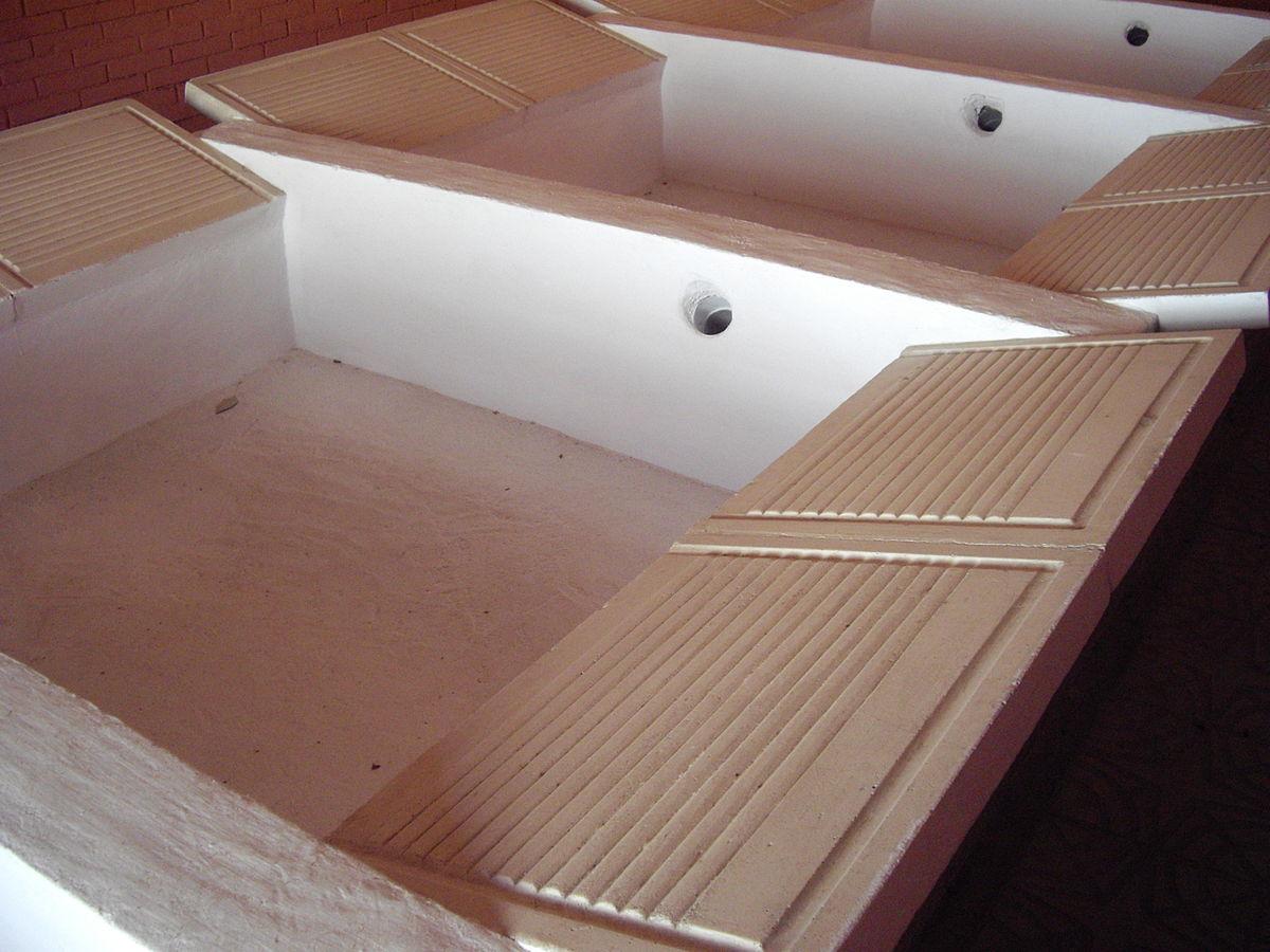 Lavadero p blico de puerto lumbreras wikipedia la for Modelos de lavaderos