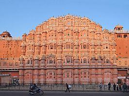 Le Hawa Mahal (Jaipur) (8486493475).jpg