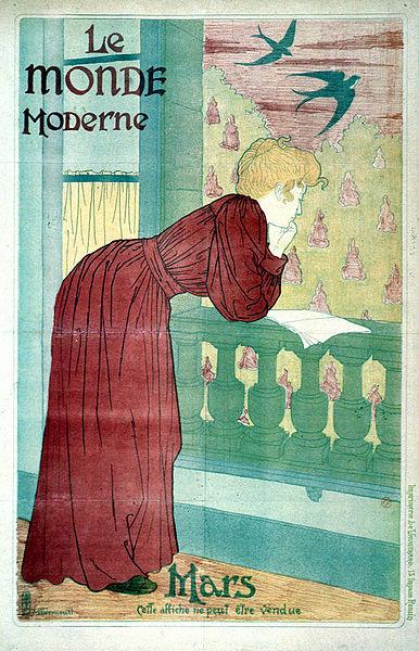 File:Le Monde moderne poster.JPG